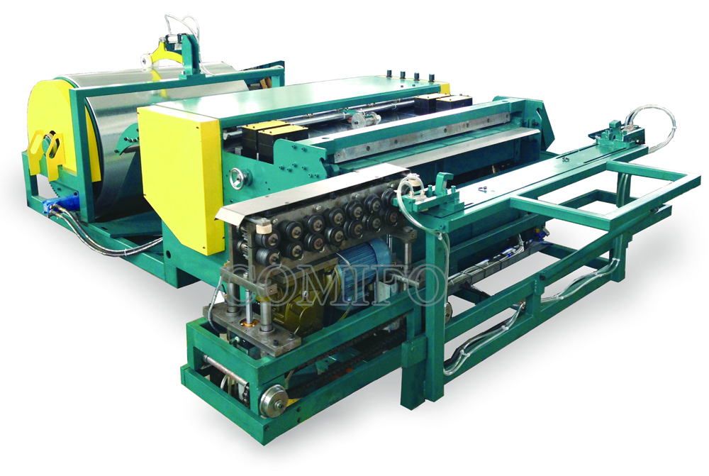 Duct Manufacture Super Line III