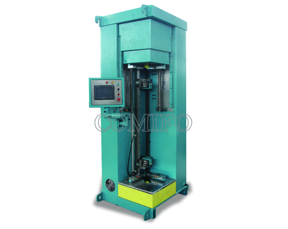 Vertical Duct Seam Closing Machine