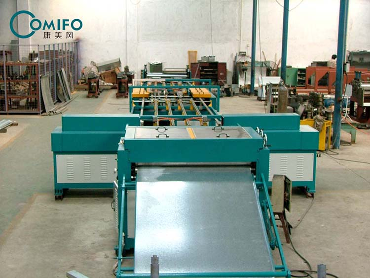Duct Auto Line-Products-Comifo Duct Manufacture Machine Co